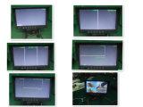 """Vertoning 7 van de Vierling van het streepje """" verdeelde LCD Enige de Steun van de Monitor, Dubbel, Drievoudig, Qua…"""