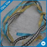 Rosado de la cinta de raso de regalo de embalaje / prendas de vestir