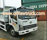 De Kipper van de vrachtwagenFAW Ton 3-5 van de stortplaats, minikipwagen, kipwagenvrachtwagen