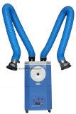 Grosser Luftvolumen-Schweißens-Luft-Reinigungsapparat mit doppelter Abgas-Haube