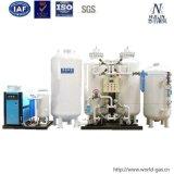 Gerador do oxigênio da pureza elevada PSA (ISO9001, 150Bar)
