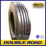 두 배 도로는 225/70r19.5 245/70r19.5 265/70r19.5 Tubless 광선 트럭 타이어를 19.5 중국 타이어 피로하게 한다