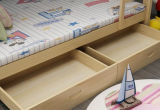صلبة خشبيّة سرير غرفة [بونك بد] ([م-إكس2222])
