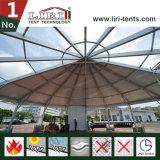 Tenda di circo rotonda di alluminio con il tessuto del PVC per le cerimonie nuziali e gli eventi
