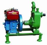 Qualité de Hihg pompe à eau diesel de 2 pouces