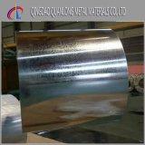 Bobine en acier galvanisée plongée chaude de JIS G3302