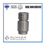 OEM CNCの旋盤のダンプトラックに使用する製粉の機械化の部品CNCのルーターの機械化の部品の水圧シリンダピストン棒の機械化の部品