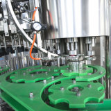 máquina de engarrafamento da cerveja do frasco 5000bph de vidro com a máquina tampando da coroa