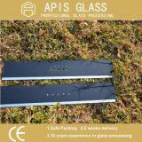 8mm de cristal templado de impresión de la puerta de horno de microondas