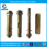 Kohlenstoff Steel Zinc Plated Hilti Bolt Anchor von Wedge Anchor Expansion Anchor Drop in Anchor Sleeve Anchor (M6-M24)