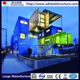 Malásia aço leve Recipiente Prefab House