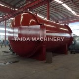 O aquecimento eléctrico perfis extrudados de produtos de borracha do tanque de vulcanização Máquina Vulcanizer autoclave