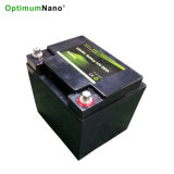 12V 50ah LiFePO4 Batterie-Satz für SolarStromnetz