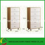 Caixa de madeira de Desing da fábrica do gabinete da madeira das gavetas