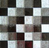 유리 모자이크 장식 벽 타일 체스보드 스타일 (48FJ04)