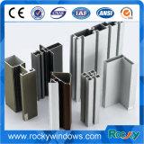 Het Profiel van het Aluminium van het venster met Thermische Geïsoleerdee Strook