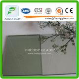 euro glace r3fléchissante grise de 4mm/Reflecitve teinté en verre