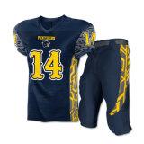 Uniformi S.U.A., numeri uniformi di football americano, su ordine uniforme di football americano di football americano con il nome della squadra
