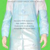 Medizinische Nonwoven/SMS/PP+PE/PP/Waterproof Polyäthylen/Poly/HDPE/LDPE/PVC/Plastic wegwerfbare PET Hülsen-Abdeckung, wegwerfbares PET Oversleeves, wegwerfbares PET Sleevelets