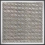 De tecido de algodão descaroçado no olhal de renda do olhal do tecido bordados