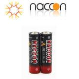 極度の頑丈なR6p AAカーボン亜鉛電池
