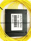 PLC van de Plastic Doos van de Telecommunicatie van Gpon 1X8 Splitser