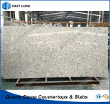 Haltbarer ausgeführter Stein für Quarzcountertops-/feste Oberfläche mit SGS-Report (Marmorfarben)