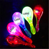 LED ilumina Maracas Toy Imprint Logo