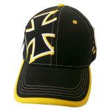 Gorra de béisbol de la alta calidad con la insignia ensamblada Bb244