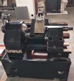 Ck80L C 축선 정밀도 CNC를 가진 자동적인 CNC 기우는 침대 선반