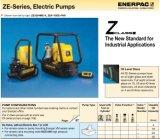 Enerpac 유압 Ze 시리즈, 전기 펌프 (ZE3304ME-K, ZE4110DE-FHR)