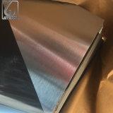 Feuille laminée à froid d'acier inoxydable du numéro 4 de certificat d'essai de moulin