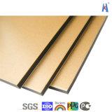 Materiais de construção novos Alumínio / revestimento de parede de alumínio / painel composto de alumínio ACP