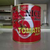 Ingeblikte Tomatenpuree met Nieuw Gewas