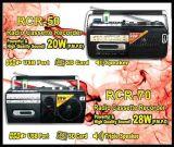 Radio Cassetterecorder met USB (RCR 50/70)
