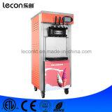 Lecon weiches 2+1 Aroma-Eiscreme-Maschinen-Fußboden-Modell