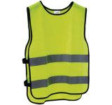 De Politie van de douane 100% Vest van de Verkeersveiligheid van het Netwerk van de Polyester Weerspiegelend