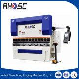 / Nf máquina dobradeira hidráulica CNC máquina de dobragem de dobragem, placa de chapa metálica máquina de dobragem, máquina de dobragem 100t