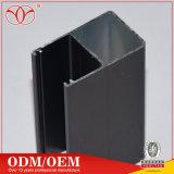 Schwarze Farbe anodisiert oder Puder-überzogenes Aluminiumfenster-und Tür-Profil (A95)