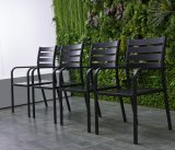 Mesa de centro de aluminio Tg-Hl808 determinado de los conjuntos de los muebles