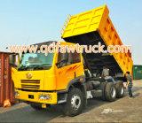 Caminhão Basculante 6X4 Modelo FAW Dump Truck Popular