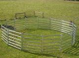 Bauernhof-Stahlzaun für Tiergebrauch galvanisierten Gefäß-Zaun