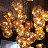 Edelstahl-moderne hängende Lampe (GD-3051-1)