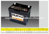 12V50ah 55D20R-SMF Необслуживаемая аккумуляторная батарея для автомобильной промышленности