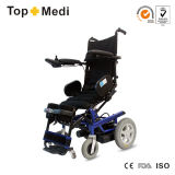 Topmedi Handicapé électrique électrique Lifting Stand up Wheelchair