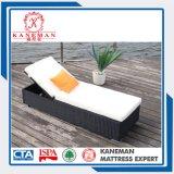 Faltende Strandfuton-Matratze des Schaumgummi-zwei für Verkauf