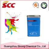 capa sólida Basecoat del estado líquido del aerosol 1k