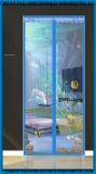 Magnetischer weicher Moskito-Netz-Tür-China-Lieferanten-magnetische weiche Polyester-Bildschirm-Tür des Bildschirm-2017