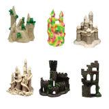 Le Château de polyresin miniature pour Aquarium ornement
