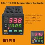 Sintonização Automática da série ta o controlador de temperatura PID (TA4-SNR)